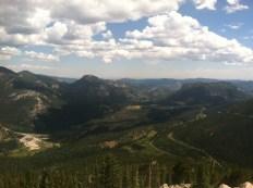 RMNP vistas.
