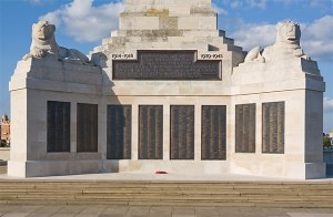 Centenary: Portsmouth Naval Memorial