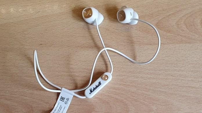 Marshall Minor II Bluetooth Earphones