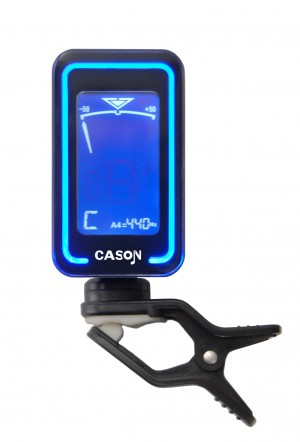 Cason rechargeable tuner