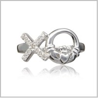 xo claddagh ring 062114a