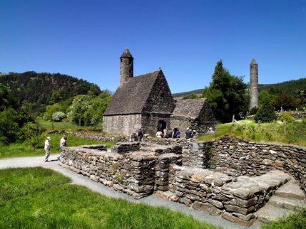 Glendalough, Monastic City