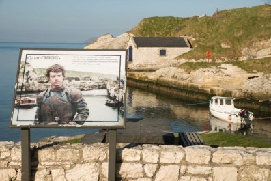 Ballintoy Harbour; Game of Thrones