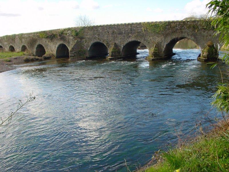 The bridge at Tallow