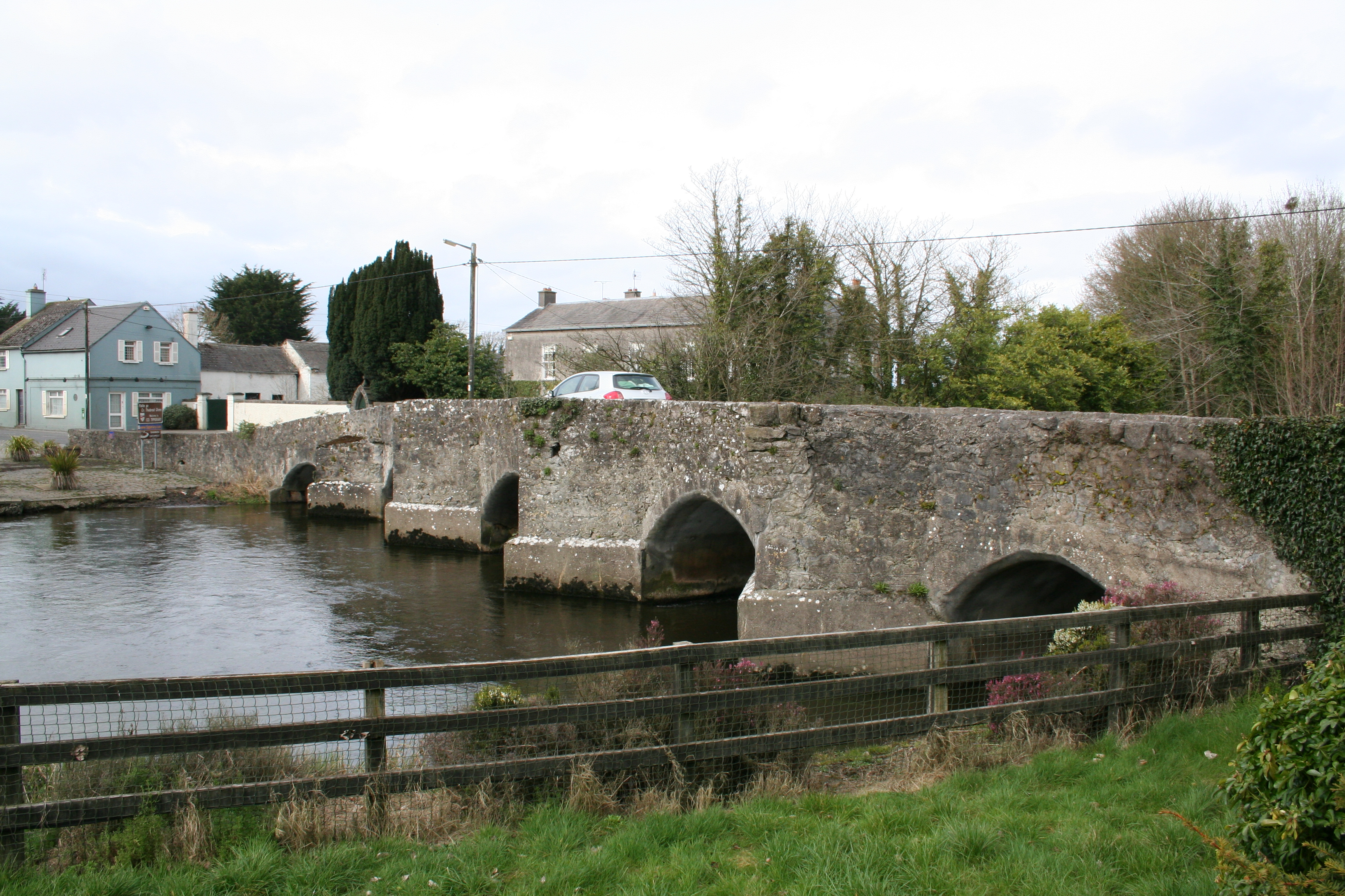 The bridge at Riverstown