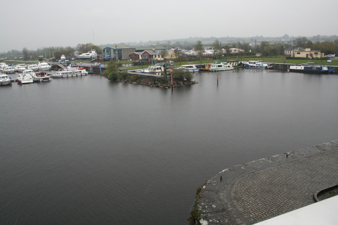 Banagher's lost canal