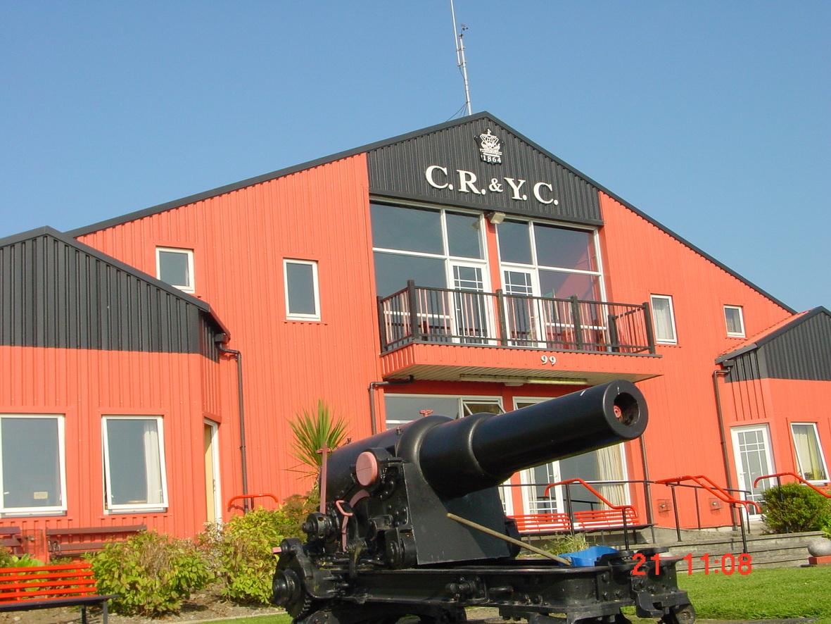 Corrib Rowing and Yacht Club
