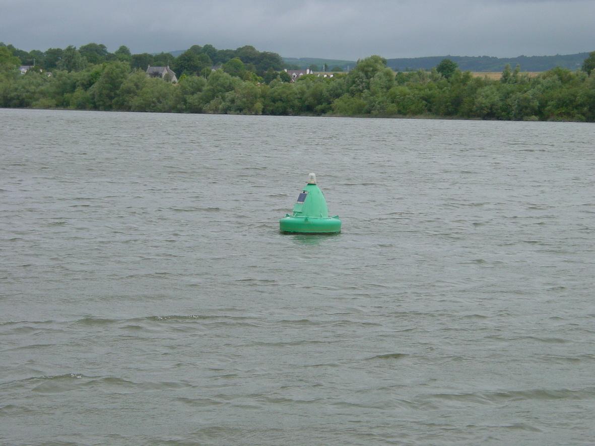 Morris buoy below Fiddown