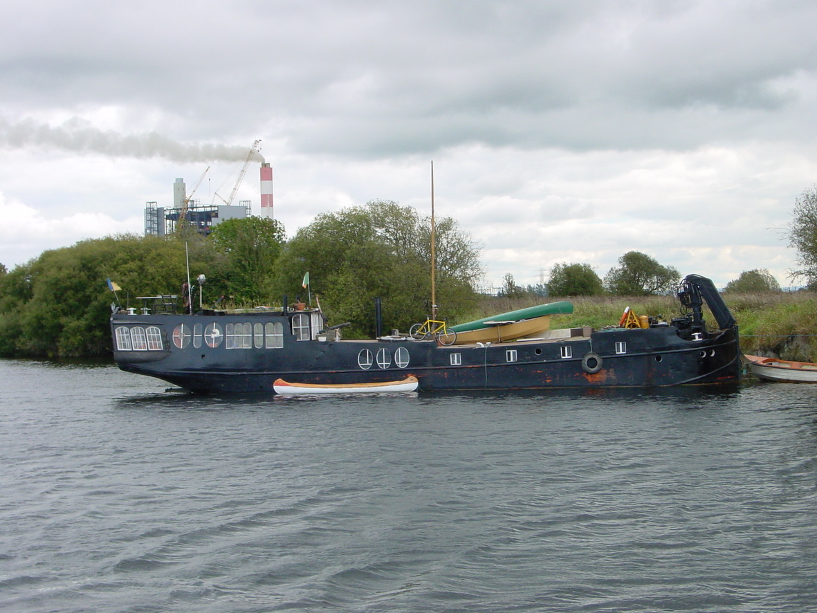 The Newforge, adapted since it worked in the Dowleys fleet