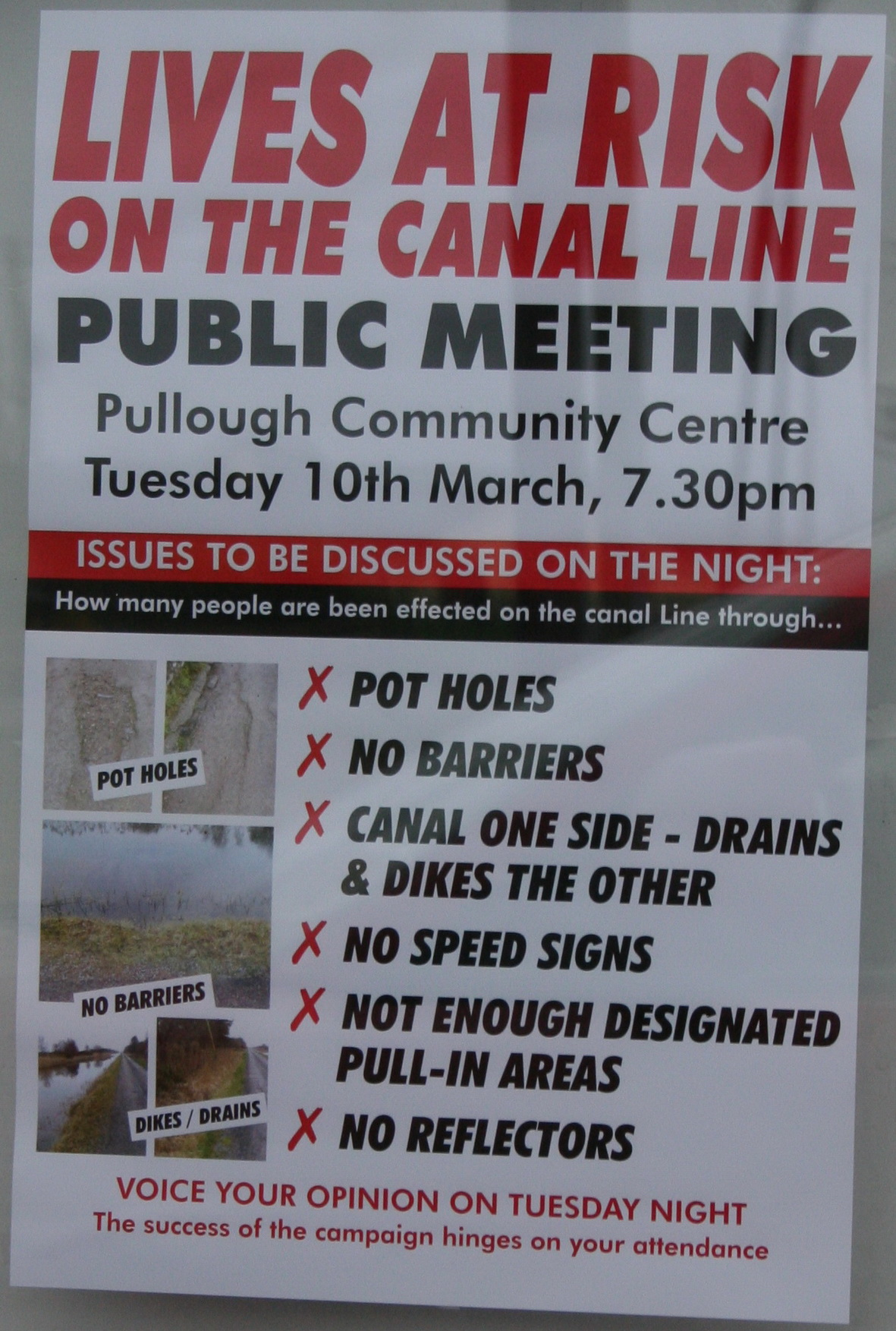 Pollagh poster