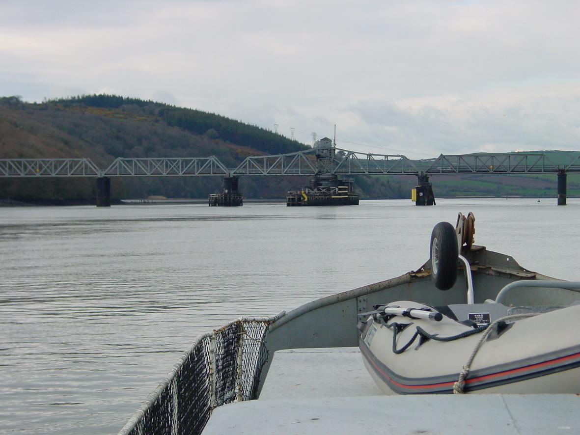 Heading for Barrow Bridge