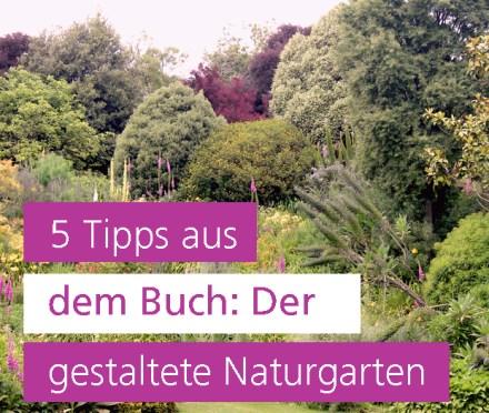Naturgarten Gartengestaltung Blog