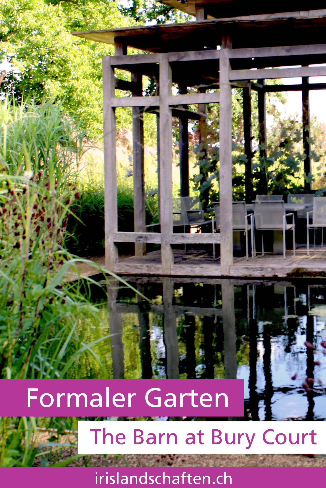 Formaler Garten Welche Gartenstile gibt es