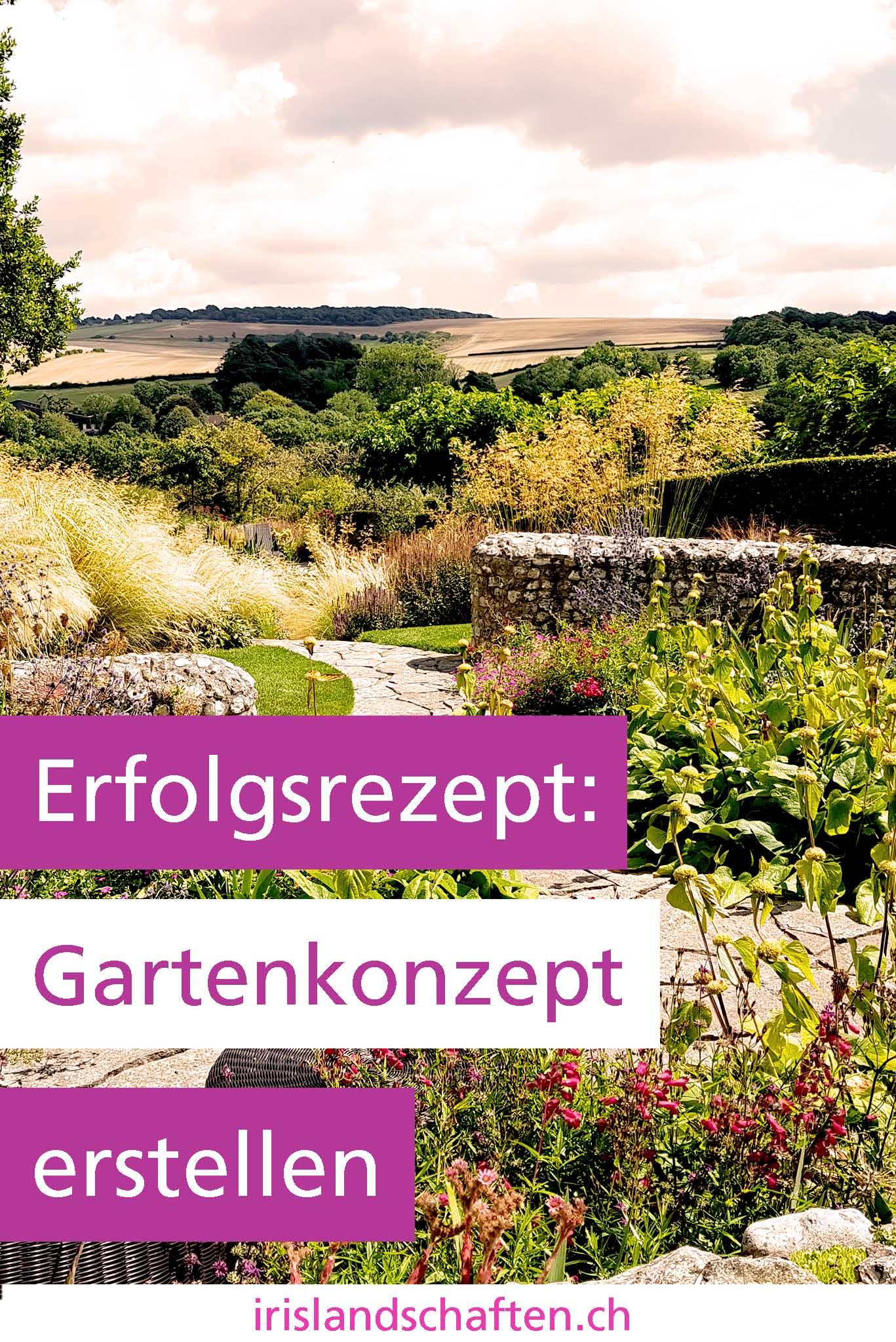Garten Konzept erstellen Gartengestaltung