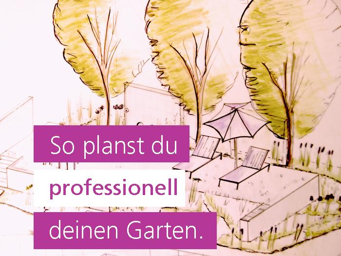 Garten planen Beispiele Prärieband Gartengestaltung