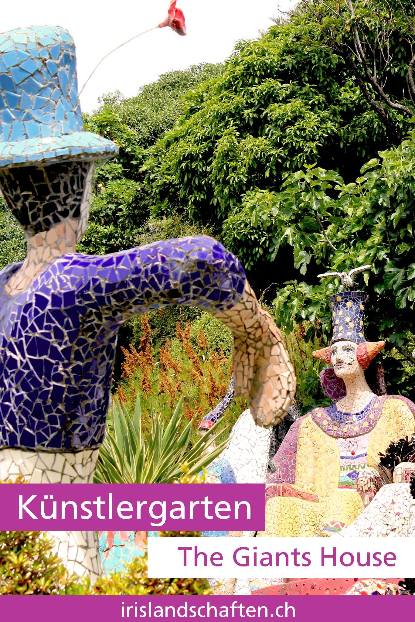 Künstlergarten-Welche- Gartenstile-gibt-es