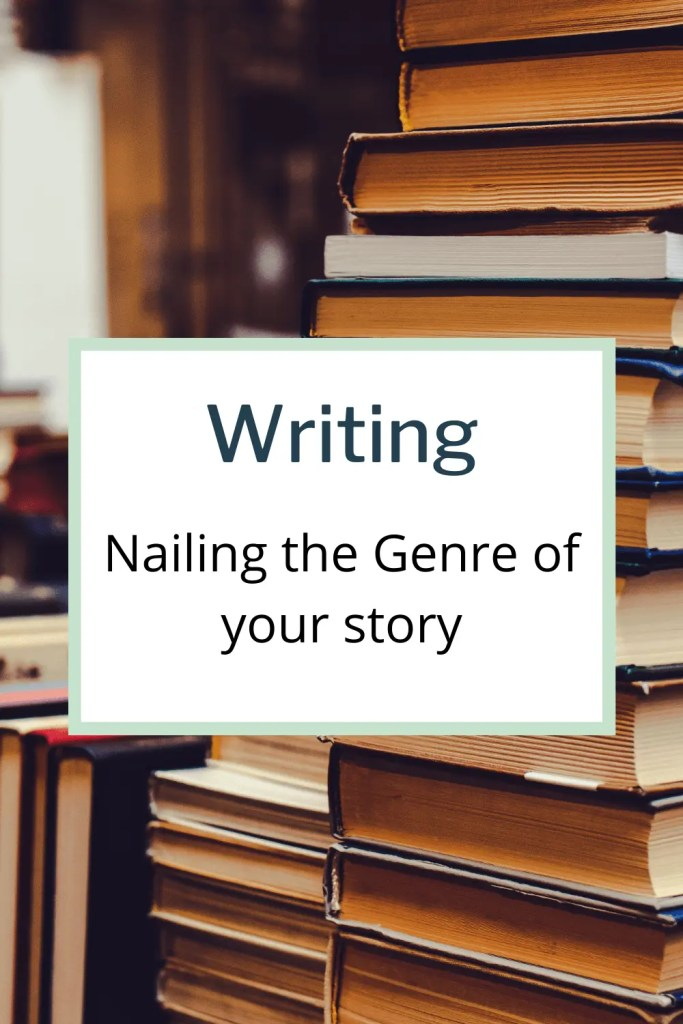 writing tips: finding the Genre of your story
