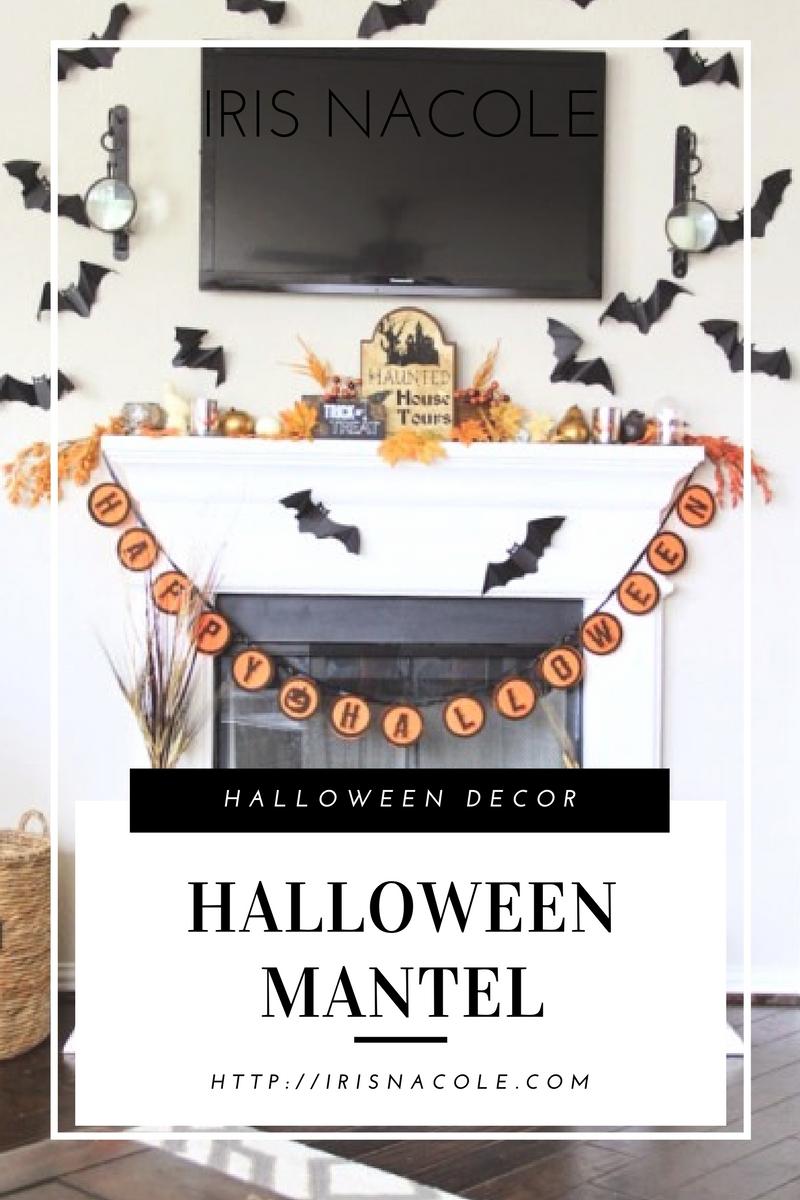 halloween-decor-mantel-irisnacole-com