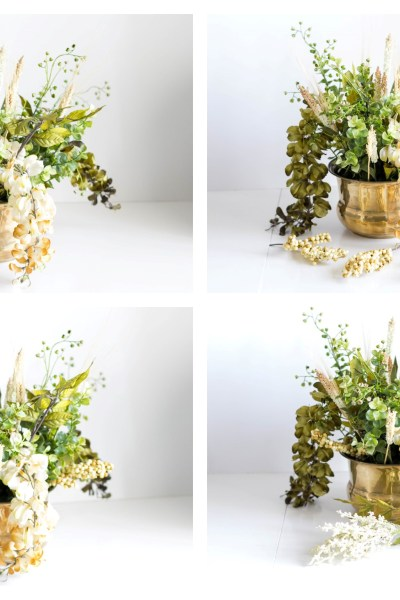 A Must See Fall Floral Arrangement Tutorial!