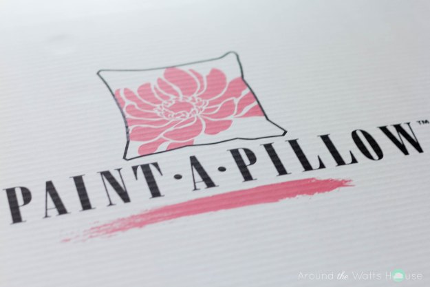 Cutting Edge Stencil-Paint-a-Pillow