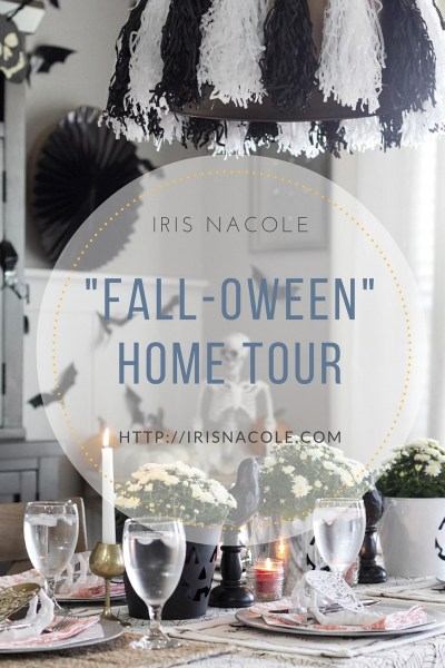"""Fall-oween"" Home Tour"