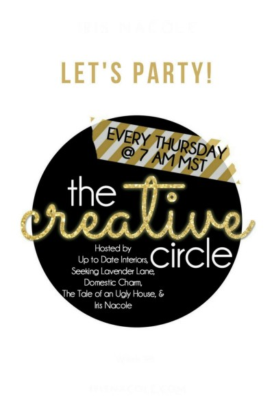The Creative Circle Link Party: Week 104
