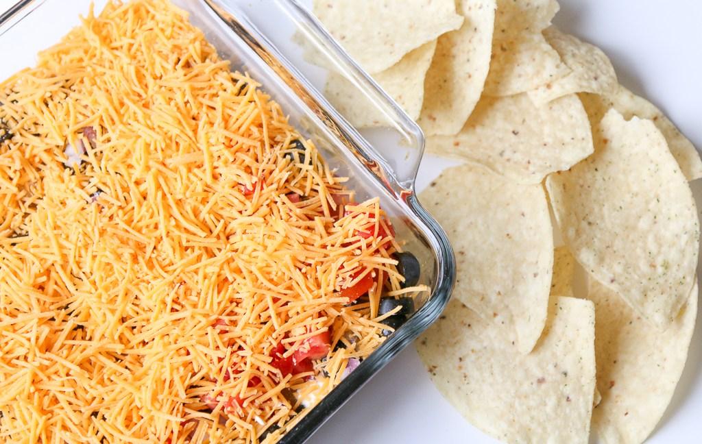A Fresh Squeezed Life-8 Layer Bean Dip Recipe