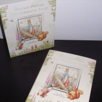 "Incoming.. ""The Complete Tales of Beatrix Potter"""