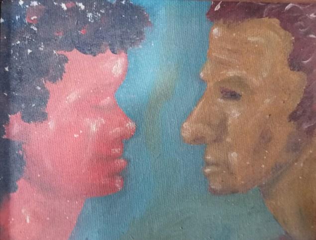 ציור מצפת אני וללי