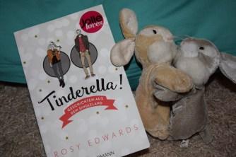 Tinderella - Geschichten aus dem Singleland von Rosy Edwards