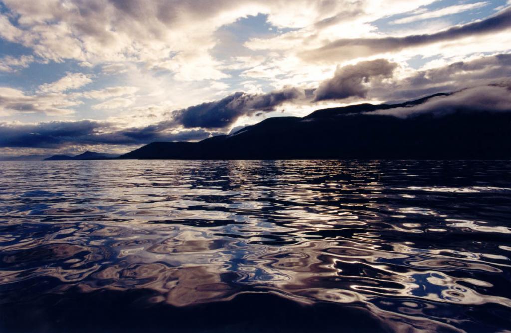 Природа Байкала, фото. Рассветы. Закаты. Световые явления ...