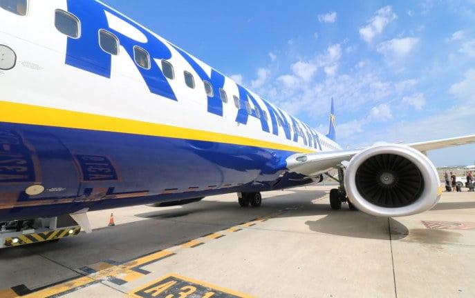 Piloci Ryanair zagłosowali za strajkiem!