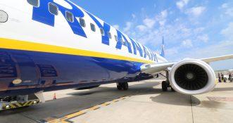 Ryanair: Proces ubiegania się o odszkodowania bez zmian