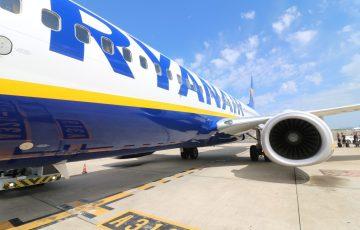 Ryanair zakazuje wnoszenia alkoholu na wybranych trasach!