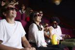 Irlandczycy chodzą do kina częściej niż jakakolwiek inna nacja w Europie!