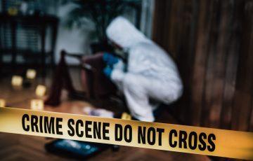 W północnym Dublinie znaleziono w torbie części ludzkiego ciała