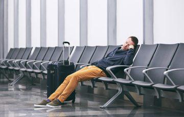 Potworny chaos i opóźnienia na lotnisku w Dublinie!