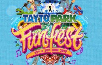 Dziś rusza pierwszy w historii Tayto Park FunFest!