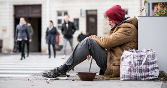 Kolejny bezdomny Polak zmarł w Irlandii