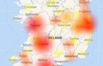 UWAGA! Problemy z działaniem sieci oraz internetu Vodafone
