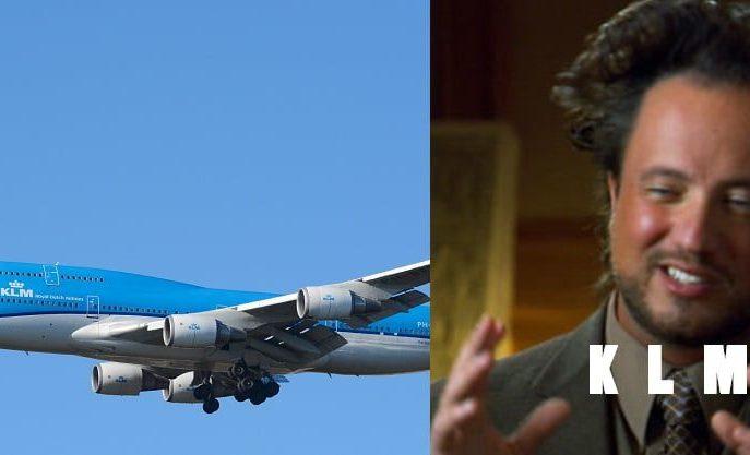 Holenderska linia lotnicza zachęca pasażerów, aby... latali rzadziej!