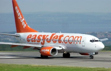 Pasażerka lotu easyJet dostała fotel… bez oparcia!