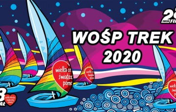 WOŚP POSK Trek 2020