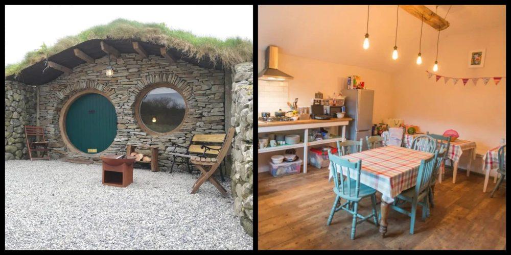 In County Mayo kun je verblijven in … de hut van de Hobbits [ZDJĘCIA]