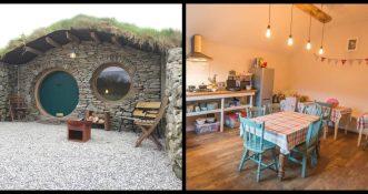 W hrabstwie Mayo możesz zatrzymać się w...chatce Hobbitów [ZDJĘCIA]