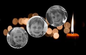 Dziś odbył się pogrzeb trójki zamordowanych dzieci