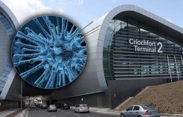 Lotnisko w Dublinie wydało dziś komunikat informujący pasażerów, jak postępować w sytuacji podejrzenia zarażenia koronawirusem.