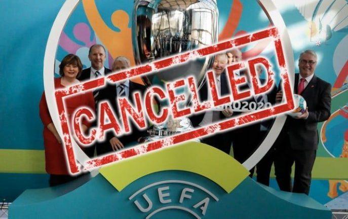 EURO 2020 PRZEŁOŻONE NA ROK 2021 - UEFA ZDECYDOWAŁA!