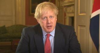 Premier Wielkiej Brytanii zarażony koronawirusem