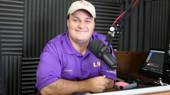 Jake LaFleur -Host of Jake From Sports Talk